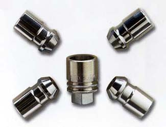 Wheel Locks, 10pc