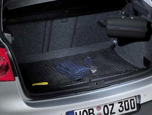 Luggage Net - Anthracite - Volkswagen (5N0-065-111)