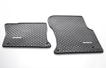 Floor Mats, Rubber - Jaguar (T4A5564)