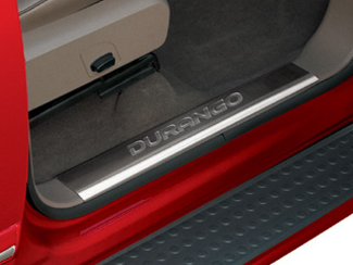Door Sill Guard, Durango Logo - Mopar (82207810)