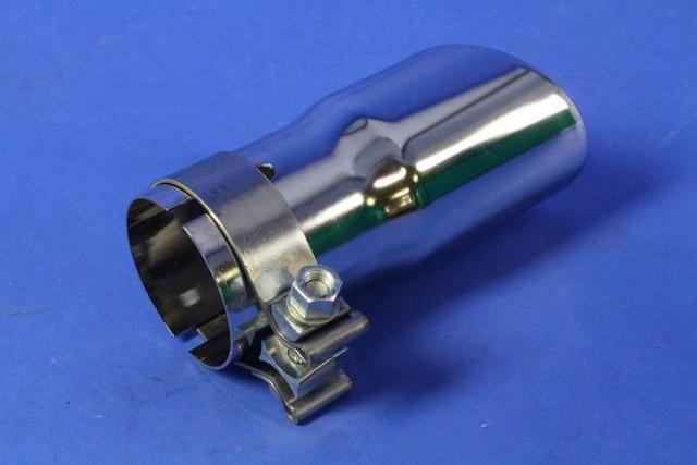 Exhaust Tip - Chrome - Mopar (82208439AD)