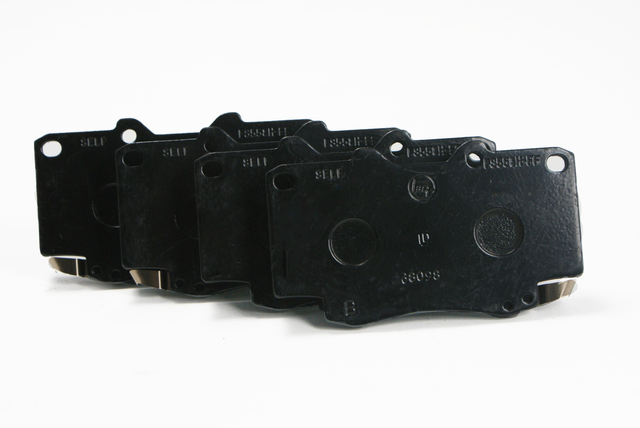 "FRONT BRAKE PADS....... Or Search For ""04465-AZ005-TM"" for Genuine Toyota Ceramic Economy Pads - Toyota (04465-04050)"