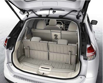 Cargo Area Protector, Carpet (3 Row Models)