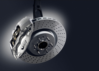 04-07 Cadillac Cts-V Rear Rotors