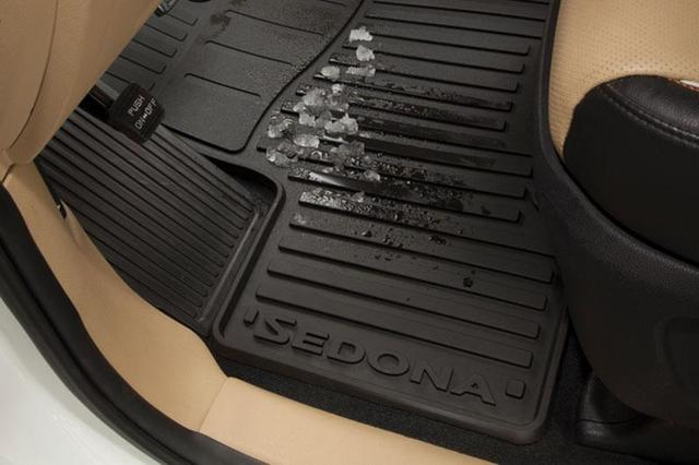 Floor Mats, All-Weather (3 Rows)