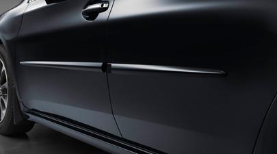 Camry Body Side Moldings   Celestial Silver 1J9    OEM Toyota  PT29A-00140-31