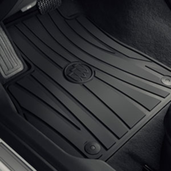 Floor Mats, All-Weather - GM (26668491)