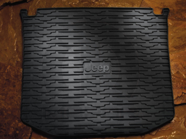 2012-2019 Jeep Grand Cherokee All Weather Rubber Cargo Mat - Mopar (82212085)