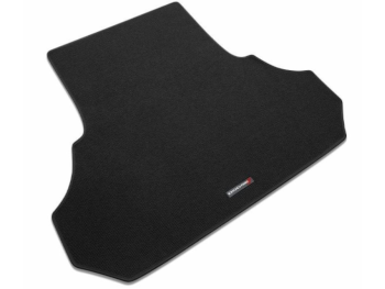 Cargo Area Mat, Carpet, Black, Dodge Logo - Mopar (82215157AC)