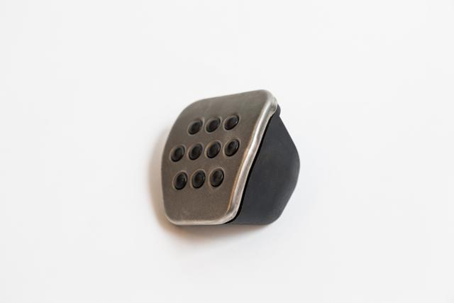 Dots Metal Brake Pedal Cap (M/T)