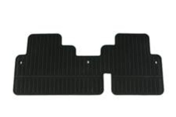 Floor Mats, All-Weather, Rear - GM (22890438)