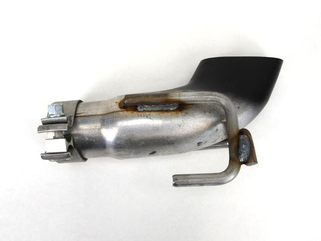 Exhaust Tail Pipe Tip, Left