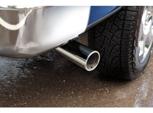 Chrome Exhaust Tip - For 3.5L/5.0L Engine