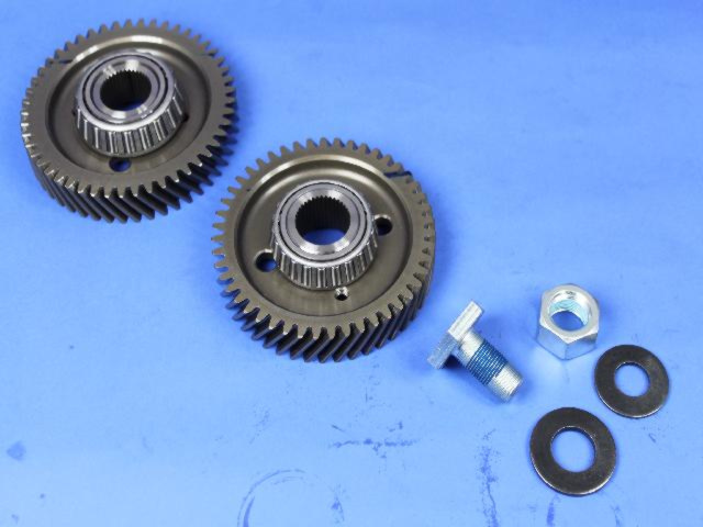 Output And Transfer Shaft Gear Package