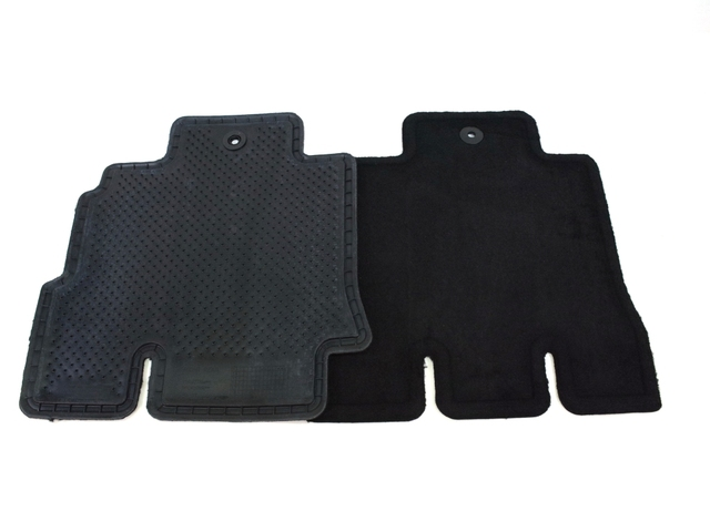 Floor Mat, Left Rear, Right Rear