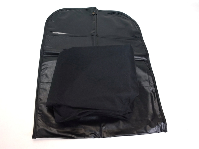 Cover, Vehicle, Jeep Logo, Black - Mopar (82210321)