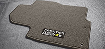 Floor Mats, Carpet, Old Pro-4X Logo
