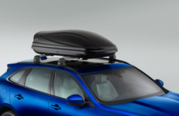 Roof Luggage Box - Jaguar (C2C41628)