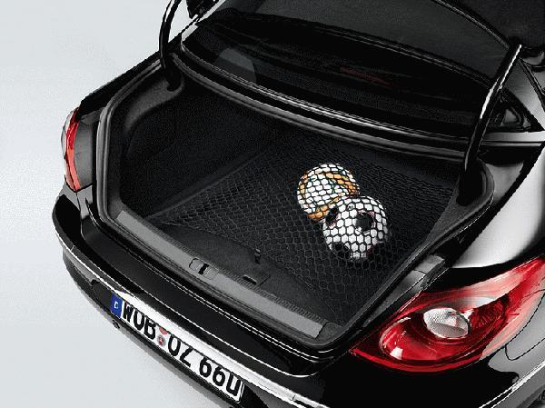 Luggage Net - Anthracite - Volkswagen (3C5-065-110)