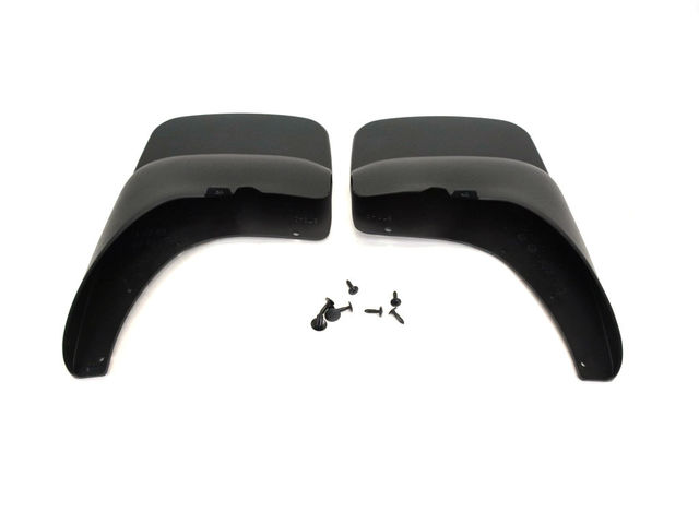 Splash Guards, Molded, Front - Mopar (82207914)