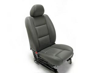 Seat Covers - Katzkin Leather - 3-Row Deluxe