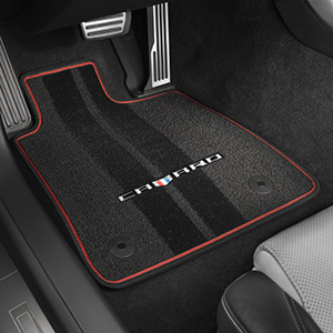Floor Mats, Carpet, & , Camaro Logo
