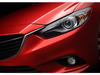 Fog Lights - Mazda6