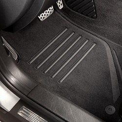 Floor Mats, Carpet - GM (92264567)