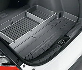 Cargo Tray With Dividers