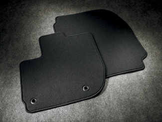 FLOOR MAT SET *NH900L* [DEEP BLACK]
