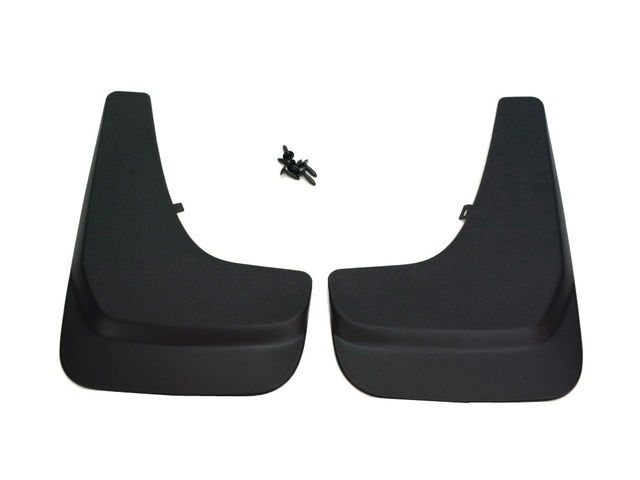 Splash Guards, Molded, Front - Mopar (82203875AB)