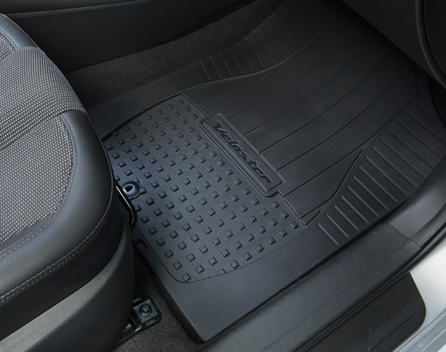 Floor Mats, All Weather - Hyundai (2V013-ADU00)