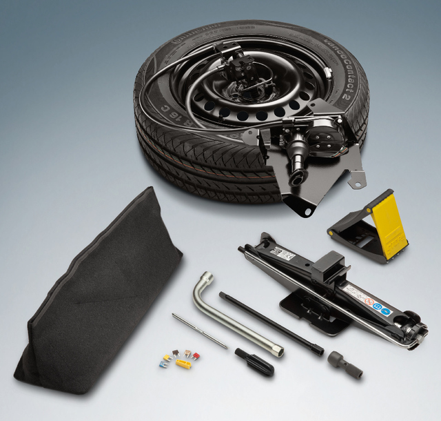 Wheel Kit-Tire Repair - Mopar (82214739AG)