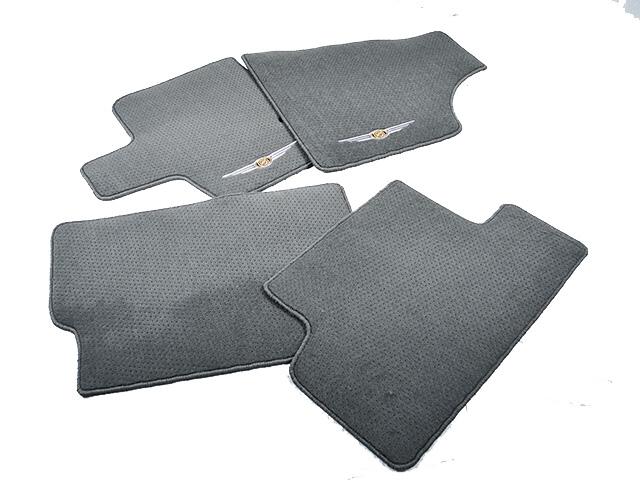82211222ac Floor Mats Chrysler Winged Logo Carpet For 2008