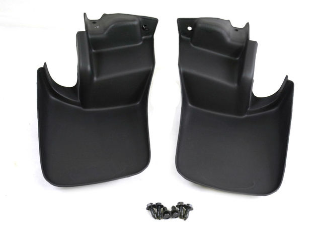 Deluxe Molded Splash Guards - Mopar (82202307)