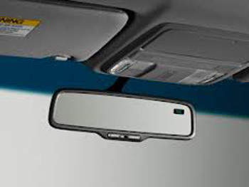 Mirror, Interior Attachment Kit