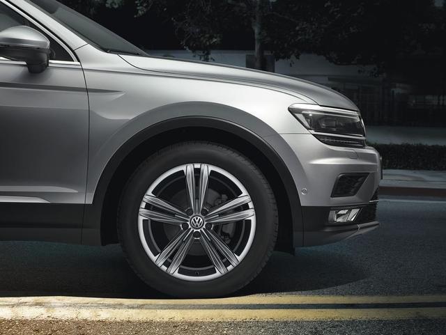 2018 2019 Volkswagen Tiguan 18 Inch Trenton Wheel