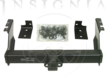 Trailer Hitch, Rear
