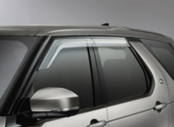 Wind Deflectors - Clear - Land-Rover (VPLRP0279)