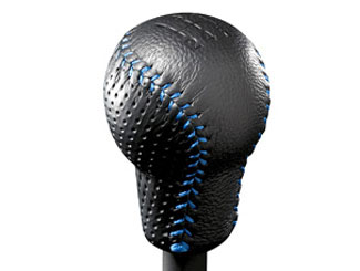 Leather Shift Knob (M/T)