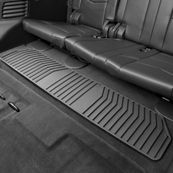 Floor Liner, All-Weather, 3rd Row W/Pass Thru