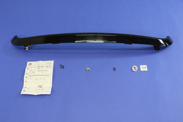 Air Deflector, Hood, Tinted - Mopar (82213794)