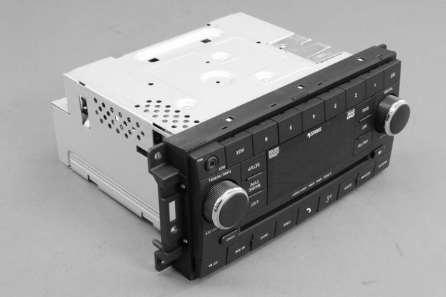 AM/FM 6-Disc CD/DVD Player (Req) - Mopar (5064949AK)