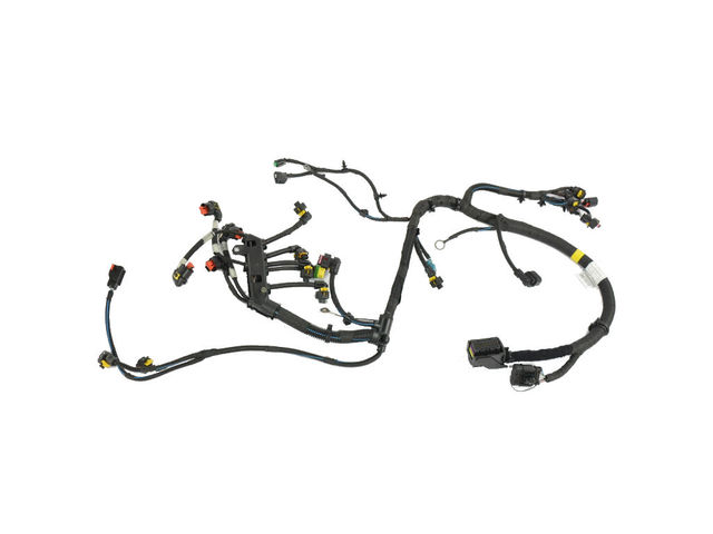 Engine Wiring, Us, Canada, Mexico