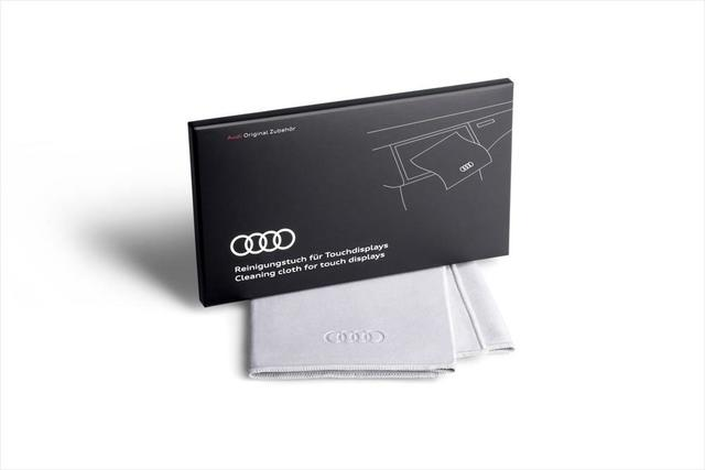 Touch Screen Display Cleaning Cloth - Audi (80A-096-325)