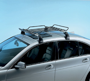 Luggage Racks - Tension Straps - BMW (82-73-0-300-931)