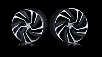 "20"" Forged Wheels,"