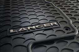 Floor Mats, All Weather - Mitsubishi (MZ314505)