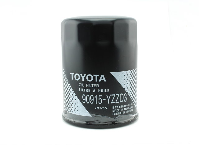 Oil Filter - Toyota (90915-YZZD3)