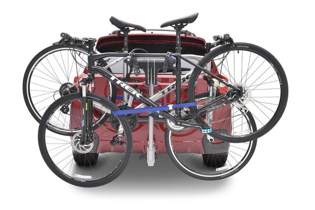 Bike Carrier, Hitch Mounted (2 Bikes)